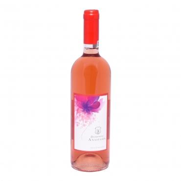 Mystery Cabernet Sauvignon & Merlot 2018, rose dulce